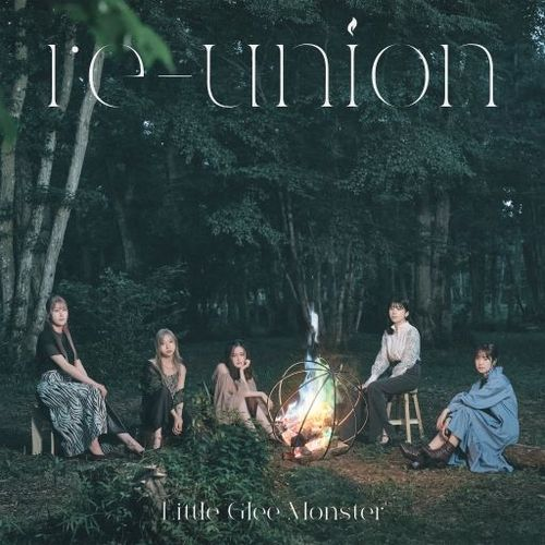 re-union[CD] [Blu-ray付初回限定盤 A] / Little Glee Monster