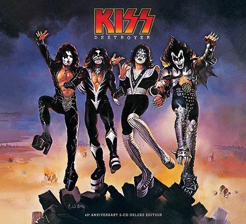 地獄の軍団[CD] 45周年記念デラックス・エディション [SHM-CD] [生産限定盤] / KISS