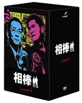相棒 season 4 DVD-BOX I[DVD] / TVドラマ