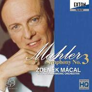マーラー: 交響曲 第3番 [SACD] / ズデニェク・マーツァル (指揮)