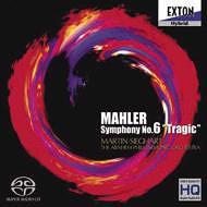 マーラー: 交響曲 第6番「悲劇的」 [SACD] / マルティン・ジークハルト (指揮)