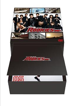 ROOKIES (ルーキーズ) 裏BOX / TVドラマ