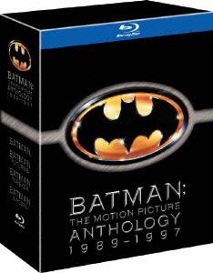 バットマン・アンソロジー コレクターズ・ボックス [初回限定生産] [Blu-ray] / 洋画