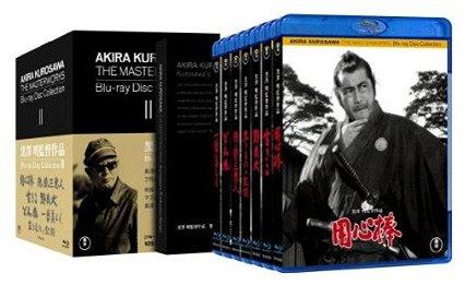 黒澤明監督作品 邦画 AKIRA KUROSAWA THE Blu-ray MASTERWORKS Blu-ray Disc Collection II THE [Blu-ray]/ 邦画, Foothill Gardens:4c9b8fbe --- data.gd.no