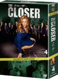 クローザー 〈フォース・シーズン〉 コレクターズ・ボックス[DVD] / TVドラマ