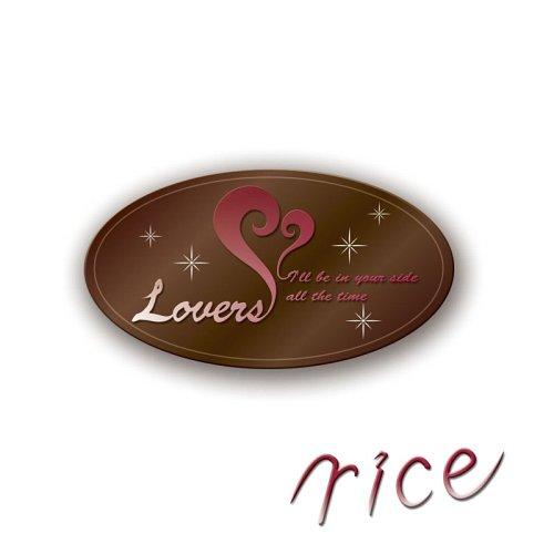 供え Lovers 通常盤 お気にいる rice