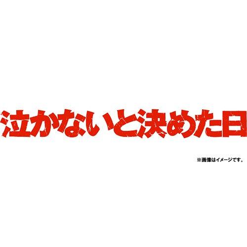 泣かないと決めた日 DVD-BOX[DVD] / TVドラマ