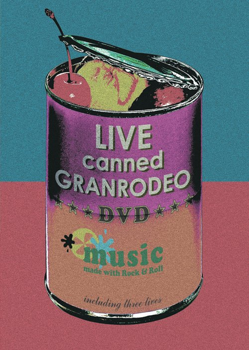 LIVE GRANRODEO canned GRANRODEO canned/ GRANRODEO GRANRODEO, one clothing:eb6ba852 --- byherkreations.com