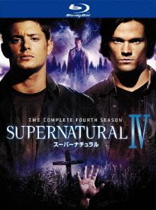 SUPERNATURAL IV スーパーナチュラル <フォース・シーズン> コンプリート・ボックス [Blu-ray] / TVドラマ