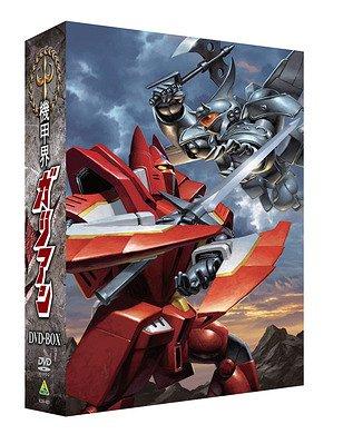 EMOTION the Best 機甲界ガリアン DVD-BOX [廉価版] / アニメ