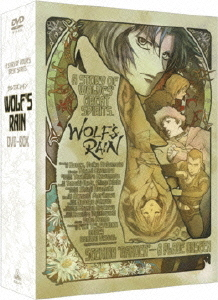 EMOTION the Best WOLF'S RAIN DVD-BOX [廉価版] / アニメ