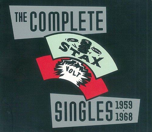 コンプリートスタックス/ヴォルトシングルズ 1959-68 <改訂版> [SHM-CD][CD] / オムニバス