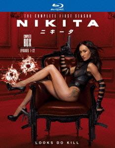 NIKITA / ニキータ <ファースト・シーズン> コンプリート・ボックス [Blu-ray] / TVドラマ