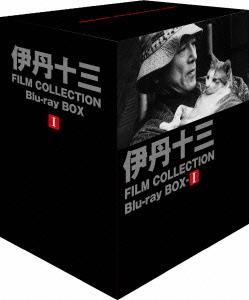 伊丹十三 FILM COLLECTION Blu-ray BOX I [Blu-ray] / 邦画