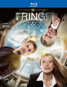 FRINGE/フリンジ <サード・シーズン> ブルーレイ コンプリートBOX [Blu-ray] / TVドラマ