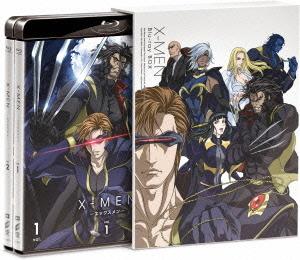X-メン Blu-ray BOX [Blu-ray] / アニメ