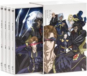 X-メン DVD-BOX[DVD] / アニメ