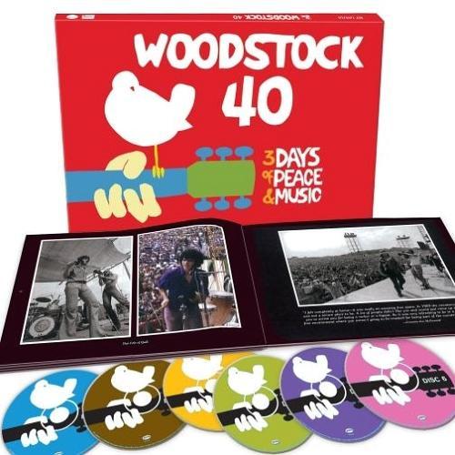 ウッドストック / オムニバス 40 [6CD/輸入盤][CD]