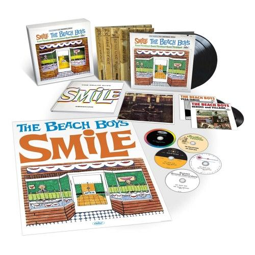 ザ・スマイル・セッションズ [5CD+1LP+2EP/輸入盤] / ザ・ビーチ・ボーイズ