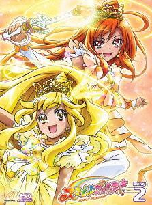 スマイルプリキュア! Vol.2 [Blu-ray] / アニメ