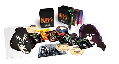 カサブランカ・シングルズ 1974-1982 [リミテッド・エディション] [29CD/輸入盤][CD] / KISS