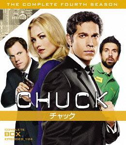 CHUCK/チャック <フォース・シーズン> コンプリート・ボックス [Blu-ray] / TVドラマ