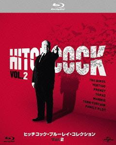 ヒッチコック・ブルーレイ・コレクション Vol.2 [Blu-ray] / 洋画