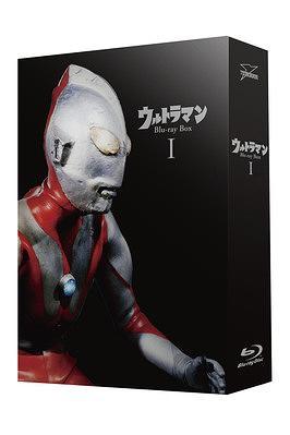 ウルトラマン Blu-ray BOX I [Blu-ray] / 特撮