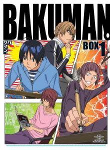 バクマン。 3rdシリーズ DVD-BOX 1 / アニメ