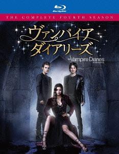 ヴァンパイア・ダイアリーズ <フォース・シーズン> コンプリート・ボックス [Blu-ray] / TVドラマ