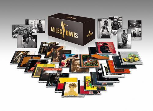 マイルス・デイビス・名盤コレクション・ボックス [完全限定生産盤] [Blu-spec CD2][CD] / マイルス・デイビス / ※ゆうメール利用不可