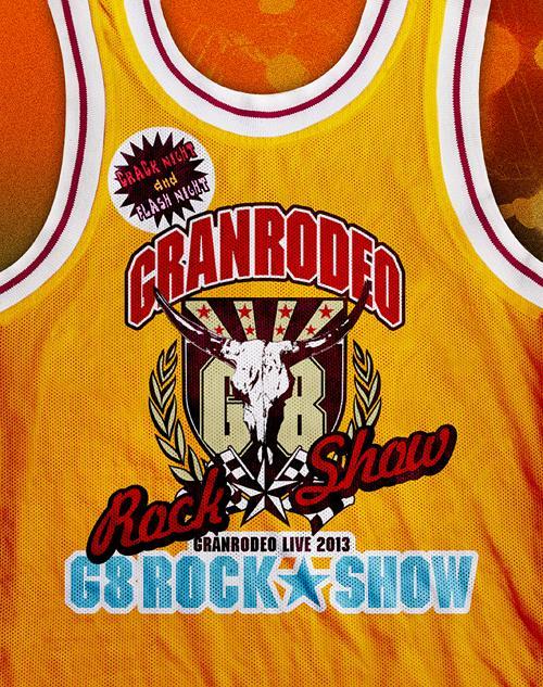 G8 ROCK☆SHOW[Blu-ray] / GRANRODEO