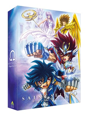 聖闘士星矢Ω 新生聖衣(ニュークロス)編 Blu-ray BOX[Blu-ray] / アニメ