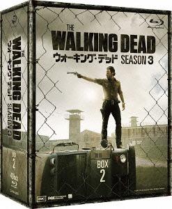 ウォーキング・デッド3 Blu-ray BOX-2[Blu-ray] / TVドラマ