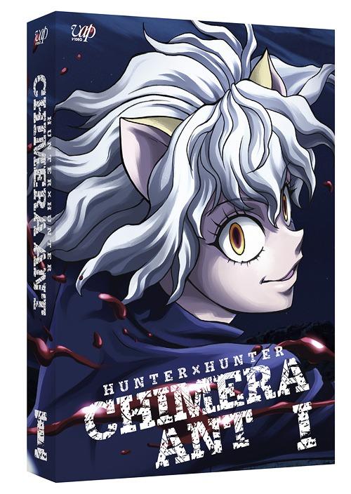 HUNTER×HUNTER キメラアント編 DVD-BOX Vol.1[DVD] / アニメ
