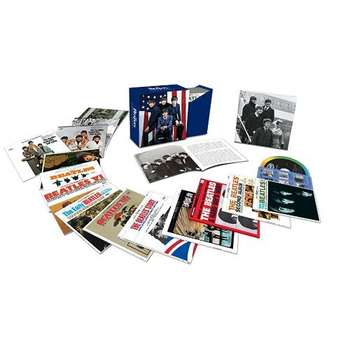 ザ・U.S.アルバムズ [リミテッド・エディション] [13CD/輸入盤][CD] / ザ・ビートルズ