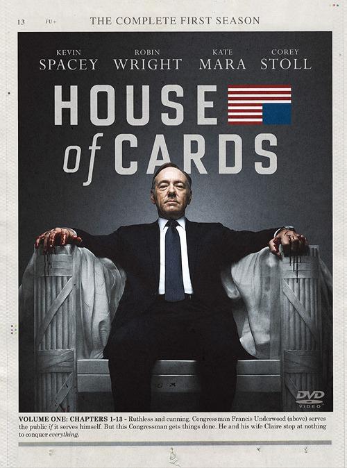 最初の  ハウス・オブ・カード 野望の階段 SEASON 1 DVD Complete Package 〈デヴィッド・フィンチャー完全監修パッケージ仕様〉[DVD] / TVドラマ, 【お気にいる】 c231aadf