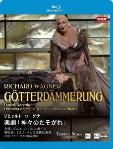リヒャルト・ワーグナー 楽劇「神々のたそがれ」[Blu-ray]/ ダニエル・バレンボイム (指揮)//ミラノ・スカラ座管弦楽団, e-通販TKS:3224f8a7 --- data.gd.no