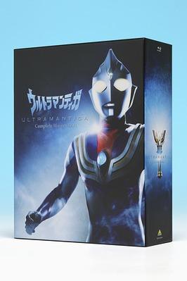 ウルトラマンティガ Complete Blu-ray BOX[Blu-ray] / 特撮