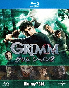 GRIMM/グリム シーズン2 シーズン2 Blu-ray Blu-ray BOX[Blu-ray] BOX[Blu-ray]/ TVドラマ, イデア公式/TRAVEL SHOP MILESTO:dbdd9fa9 --- acessoverde.com