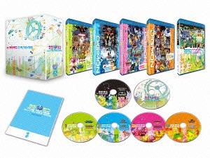 デジモン THE MOVIES Blu-ray 1999-2006 [初回限定生産][Blu-ray] / アニメ