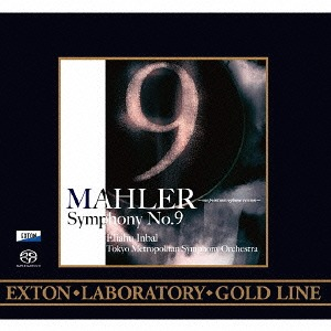 マーラー: 交響曲第9番 -ワンポイント・レコーディング・ヴァージョン- [90枚完全限定盤][SACD] / エリアフ・インバル(指揮)/東京都交響楽団