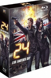 24 -TWENTY FOUR- リブ・アナザー・デイ ブルーレイBOX[Blu-ray] / TVドラマ