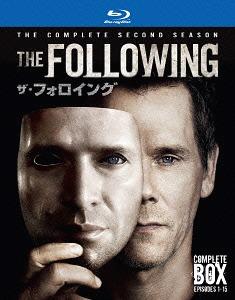 ザ・フォロイング <セカンド・シーズン> コンプリート・ボックス[Blu-ray] / TVドラマ