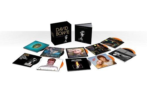 ファイヴ・イヤーズ 1969-1973 [12CD/輸入盤][CD] / デヴィッド・ボウイ