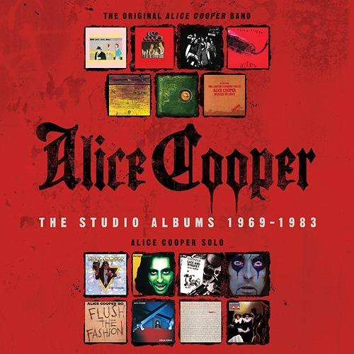 ザ・ワーナー・ブラザーズ・イヤーズ [15CD/輸入盤][CD] / アリス・クーパー