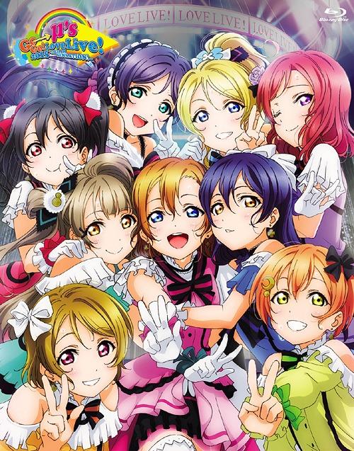 送料無料 宅配便送料無料 ラブライブ μ's Go→Go 賜物 LoveLive 2015 Blu-ray BOX Memorial ~Dream Sensation ~