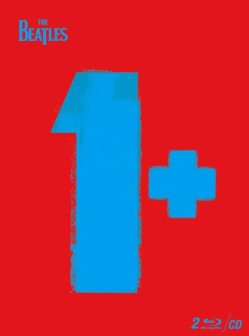 ザ・ビートルズ 1+ ~デラックス・エディション~ [SHM-CD+2Blu-ray+スペシャル・ブックレット] [完全生産限定盤][CD] / ザ・ビートルズ