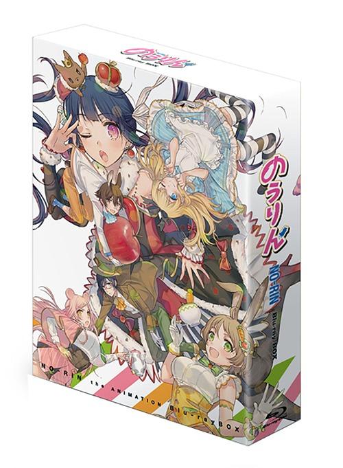 のうりん Blu-ray BOX [6Blu-ray+CD][Blu-ray] / アニメ
