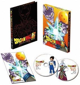 ドラゴンボール超 Blu-ray BOX 2[Blu-ray] / アニメ